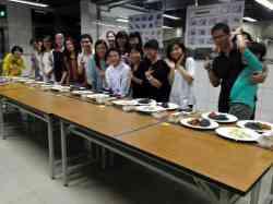 103年綜高研習課程-異國廚藝研習