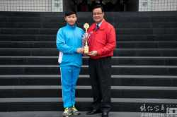 演二孝班王柏銘同學參加新北市星光盃全國舞蹈大賽榮獲雙人三項摩登亞軍等獎項