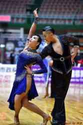 演藝科王柏銘榮獲世界職業國標舞比賽拉丁舞組第一名