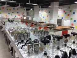 飲料調製教室
