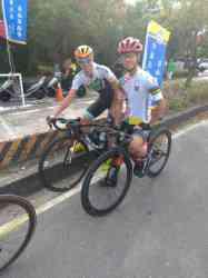 恭喜~!!多媒體設計科 張鈞凱107年全國自由車公路錦標賽暨菁英選拔賽 男子U23組第12名