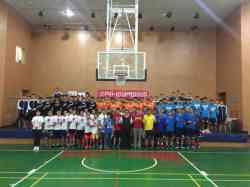 辦理105學年度第一屆能仁盃國中甲組籃球錦標賽